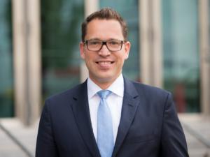 Boris Behringer, Hauptgeschäftsführer grosshandel-bw
