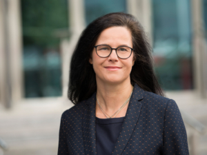 Sabine Reich, Assessorin iur. grosshandel-bw