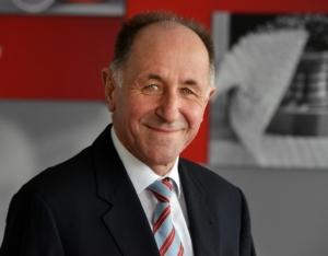 Heribert Großmann, Geschäftsführer von BANTLEON