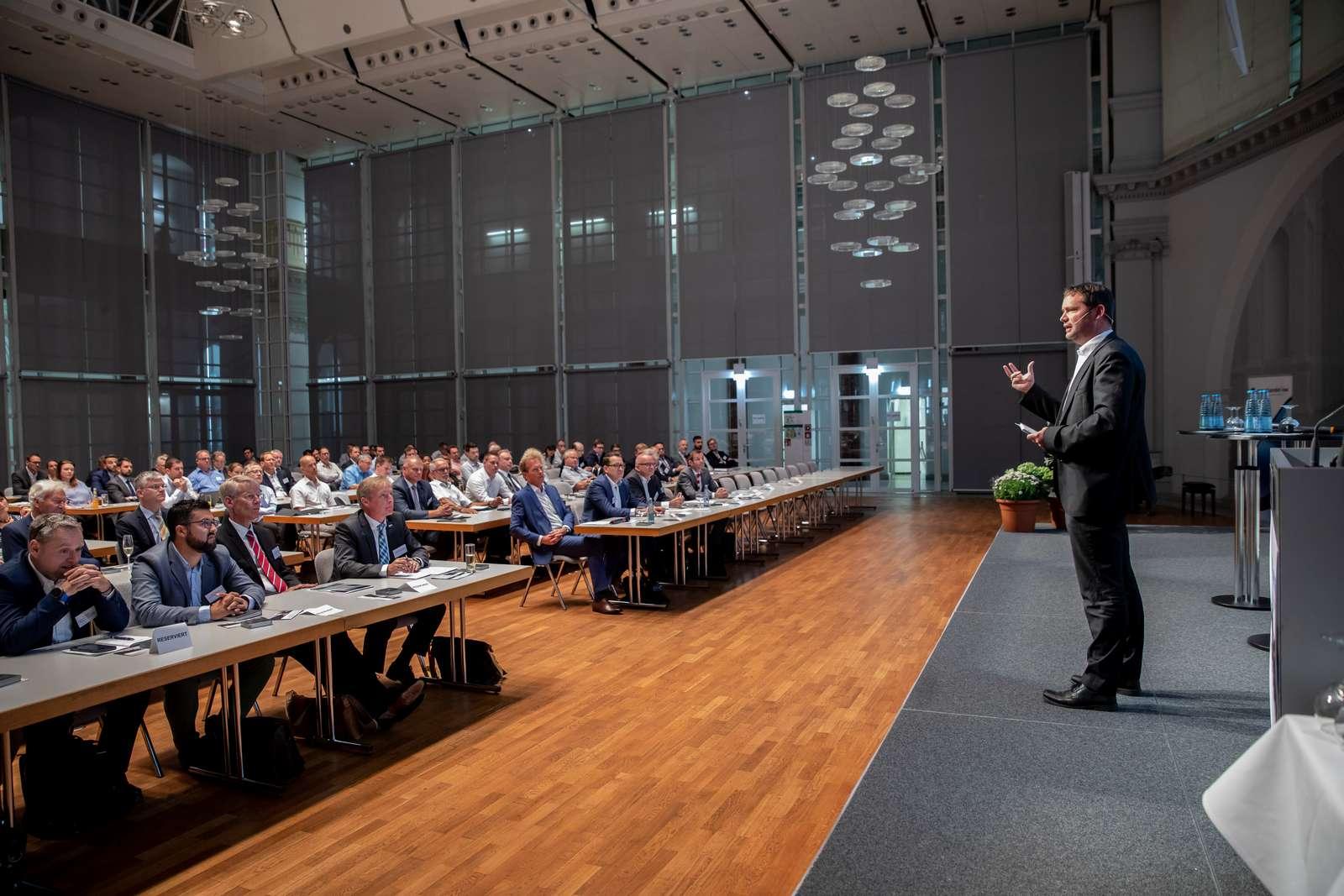 Prof. Dr. Heiner Lasi, Leitung Ferdinand-Steinbeis-Institut