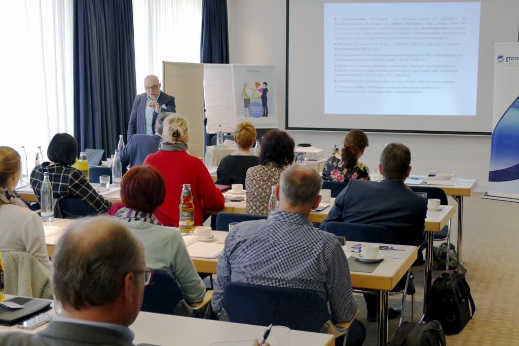 Gerhard Pfeiffer: Die krankheitsbedingte Kündigung aus Richtersicht