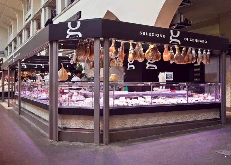 Di Gennaro in der Markthalle Stuttgart