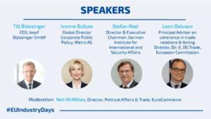 EU Industry Days 2021 - Speakers